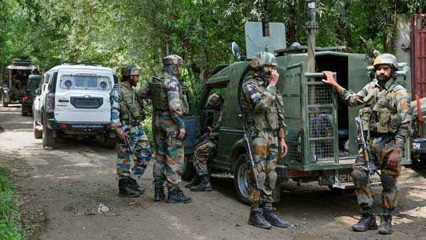 Terrorist hideout busted in J&K's Poonch, 19 grenades seized