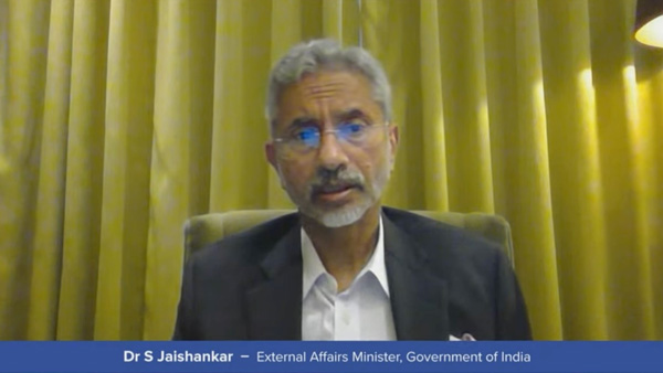 India has immense goodwill due to our foreign policy says Dr. Jaishankar at India Inc event