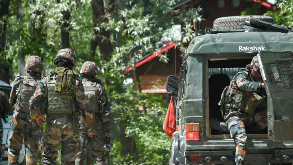 J&K police gun down three terrorists in Shopian, J&K