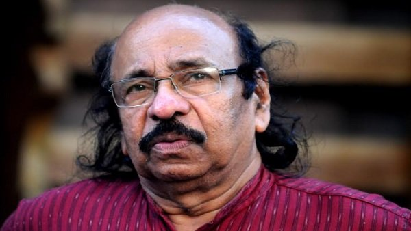 Facebook blocks famous poet K Satchidanandan's account: Here's why