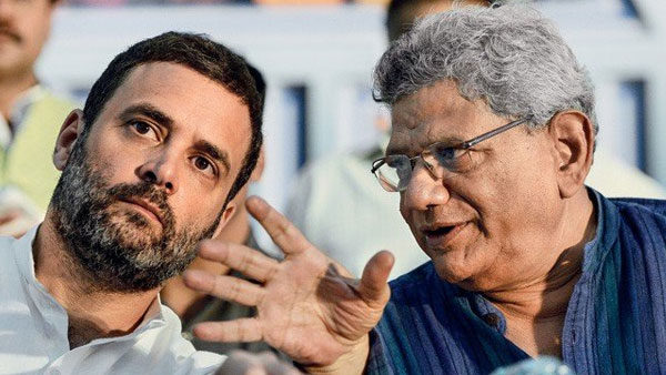 Left Front Congress bowled for a duck in West Bengal