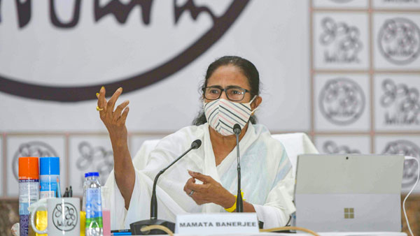 Mamata Banerjee slams Centre, says vaccinating all citizens before December 2021 is just a hoax