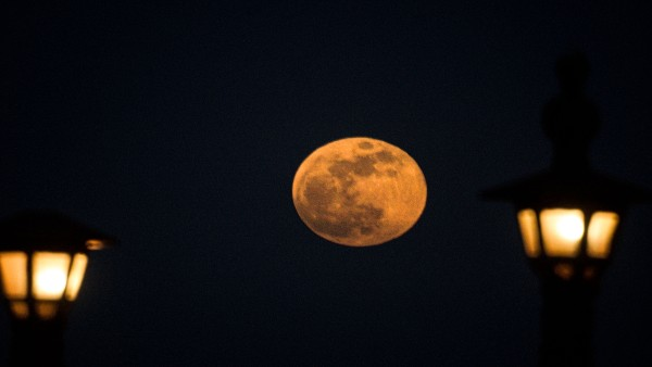 Super Blood Moon 2021: Check out stunning images of super-celestial event