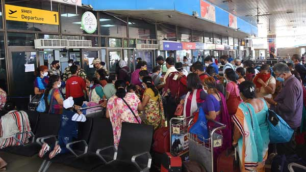 All arrivals from India banned with immediate effect says Sri Lanka