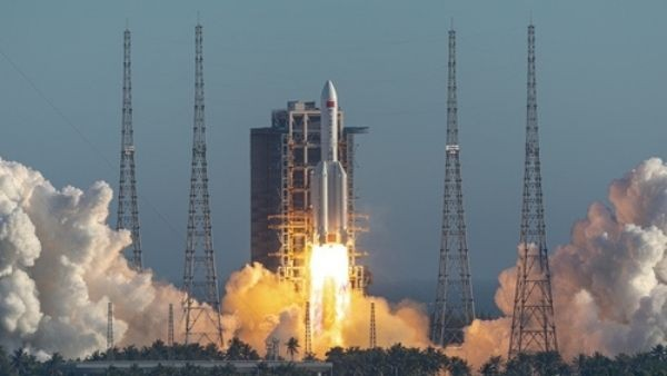 Disintegrated space rocket 'highly unlikely' to cause any damage on earth: China