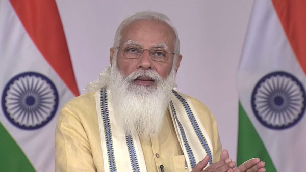 PM Modi announces free ration for 800 million people till Diwali thumbnail