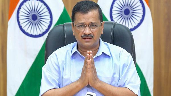 Delhi CM Kejriwal sends file of doorstep delivery of ration scheme to Lt Gov once again