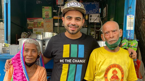 <strong>'Baba ka Dhaba' controversy ends as owner Kanta Prasad apologises, YouTuber Gaurav Wasan says 'all is well'</strong>