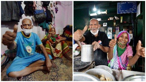Kanta Prasad is back at 'Baba ka dhaba' after restaurant business fails