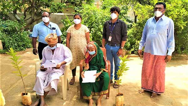 Age no bar: Karnataka centenarian couple surviving COVID-19 brings ray of hope