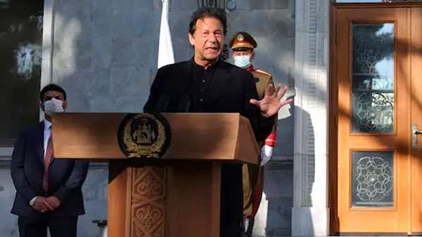 Under pressure from US over ties with China says Imran Khan