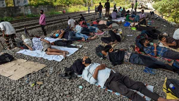Lockdown 2020: 8,700 people, many of them migrants died on railway tracks