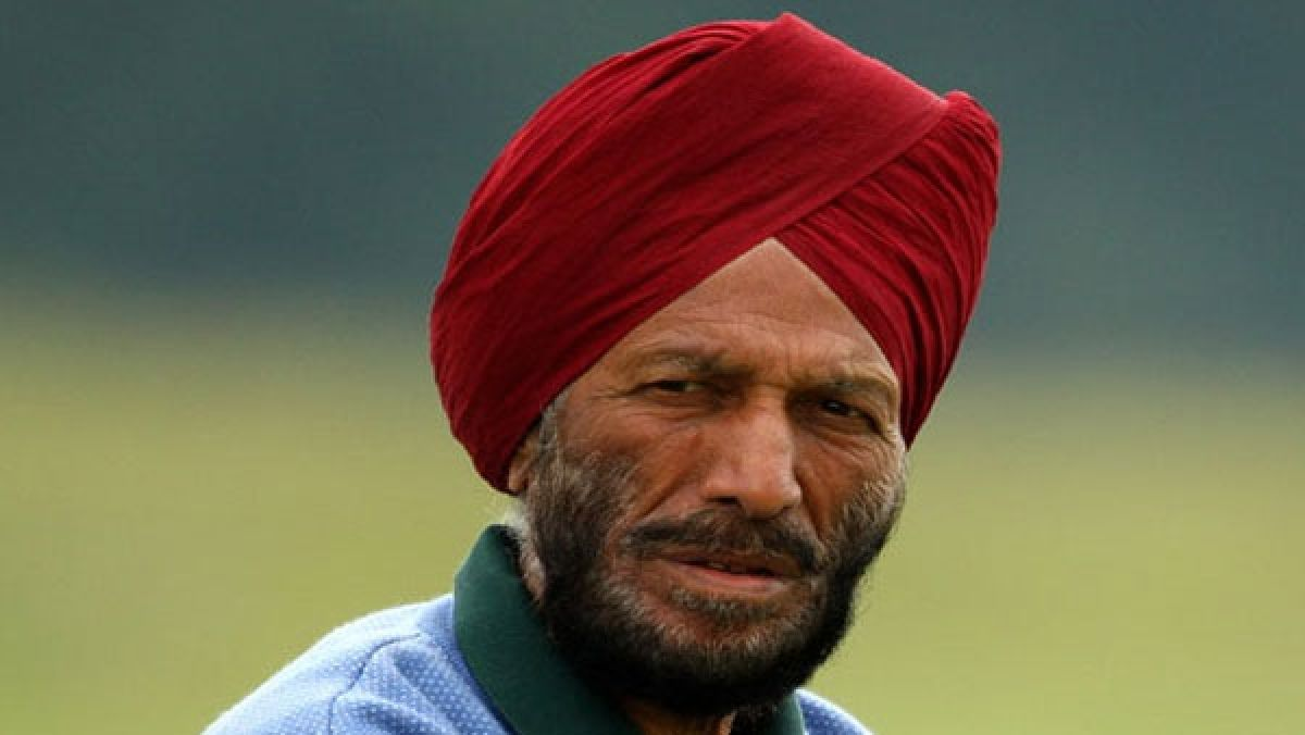 Milkha Singh showing 'continuous improvement' in COVID fight, wife battling it