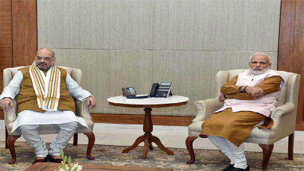 Cabinet reshuffle on the cards? PM Modi meets Amit Shah, BJP chief amid buzz