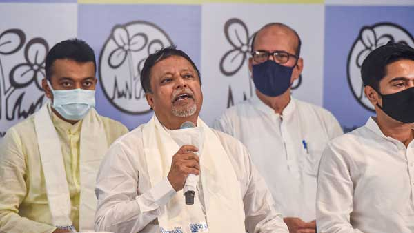 TMC leader Mukul Roy's 'Z' security cover withdrawn by MHA, order issued