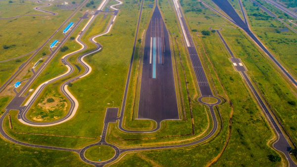 Now Ferraris and Lamborghinis can test in India: India gets Asia's longest high speed track