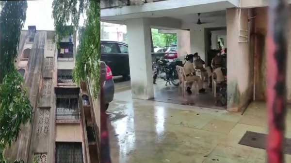 Antilla bomb scare: NIA arrests former Mumbai cop, Pradeep Sharma