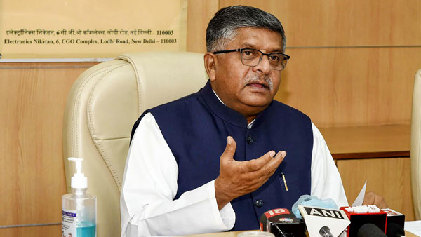Big step towards transparency: Prasad on first compliance report by Google, FB under new IT rules