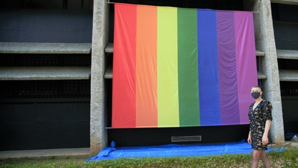U.S. Consulate General Chennai unfurls rainbow Pride flag to Commemorate Pride month