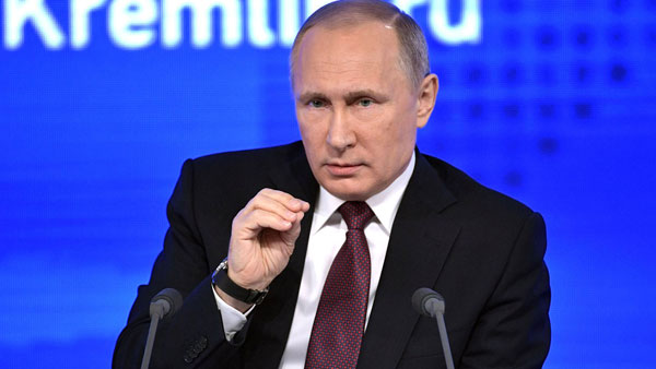 No contradictions in Russia's partnership with India: Putin