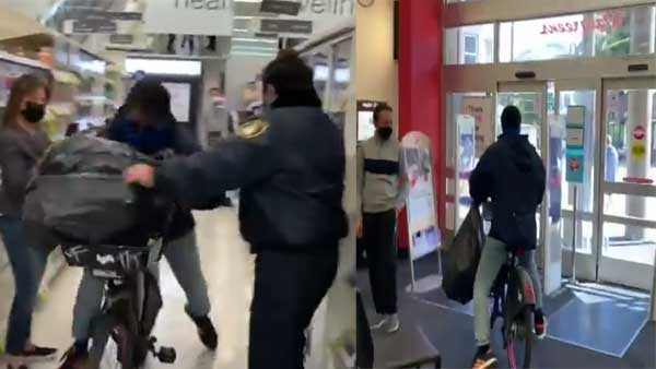 Man shoplifts from San Francisco drug store in broad daylight; Viral bizarre leaves netizens divided
