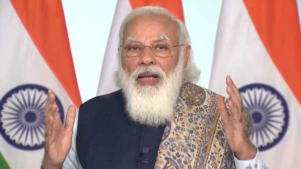 PM Modi lauds women's hockey team; Wishes luck for Olympics bronze medal tie