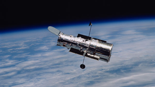 Computer glitch hits Hubble Telescope: NASA says work continues to restore it