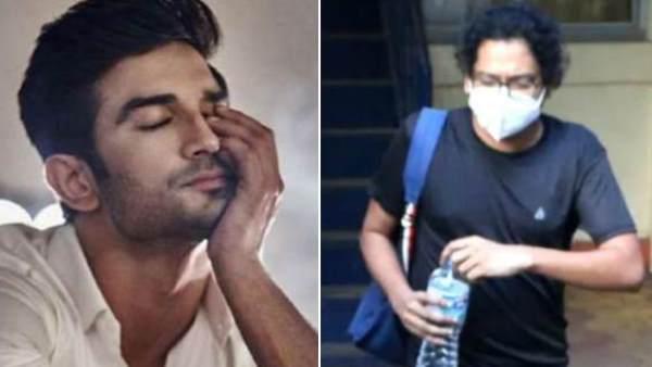 Sushant death-drug case: 14-day judicial custody for Siddharth Pithani