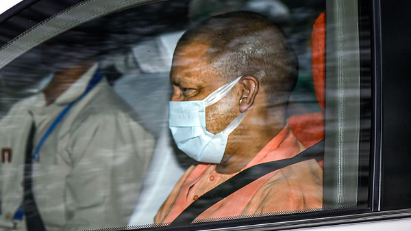 Yogi in Delhi: Change in guard in UP baseless say sources