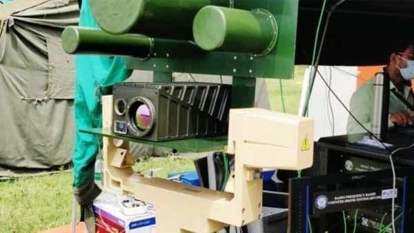 IAF plans on purchasing anti drone systems with laser weapons after Jammu attack