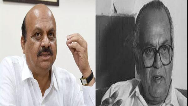 Family political history comes a full circle, Basavaraj Bommai becomes CM of Karnataka