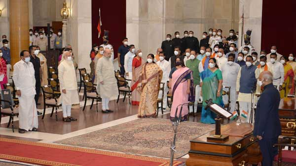 Cabinet expansion: Union Cabinet, Council of Ministers expected to meet today