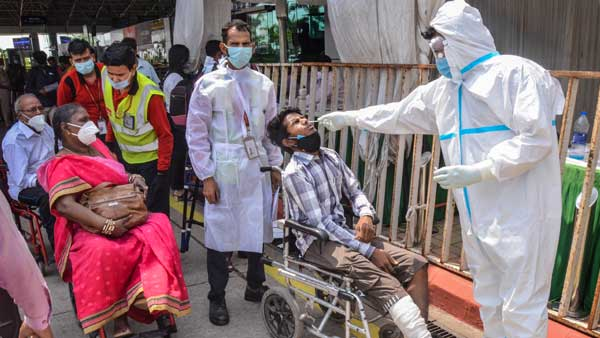Coronavirus cases: India records fresh Covid-19 cases fall further to 39,796