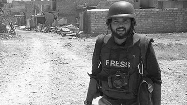 Pulitzer Prize-winning Indian photojournalist Danish Siddiqui killed in Afghanistan Kandahar province