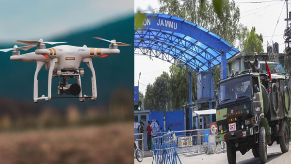 Jammu drone strike, LeM module: NIA raids 14 locations in J&K