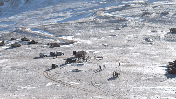 Absolutely fake says Indian Army on reports of clash with Chinese PLA in Eastern Ladakh