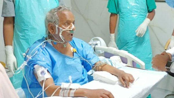 Former UP CM Kalyan Singh's health condition critical