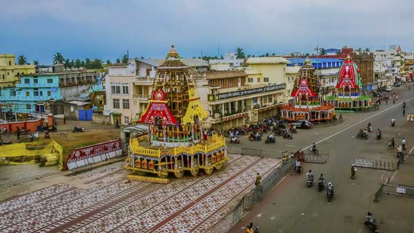 Second consecutive devotee-less Ratha Jatra of Lord Jagannath gets underway today
