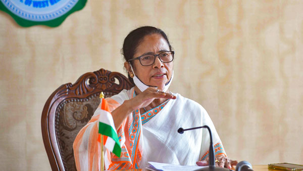 TMC MPs unanimously choose Mamata Banerjee as its parliamentary party's chairperson