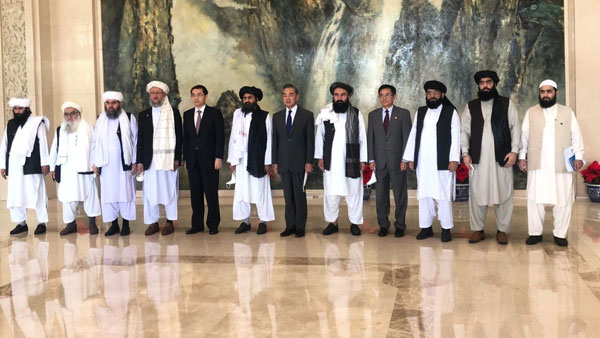 Help us expand footprint in Afghanistan: Taliban delegation tells China