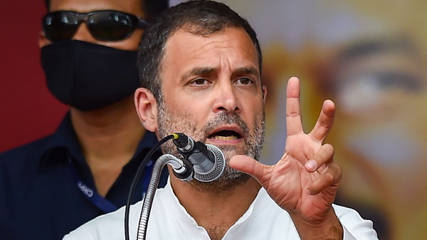 Rahul Gandhi slams Centre, continues to take jibe against BJP over lack of COVID-19 vaccine