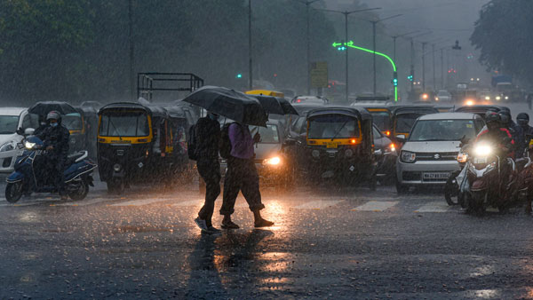 Weather report: Widespread rain over northwest India likely till July 19