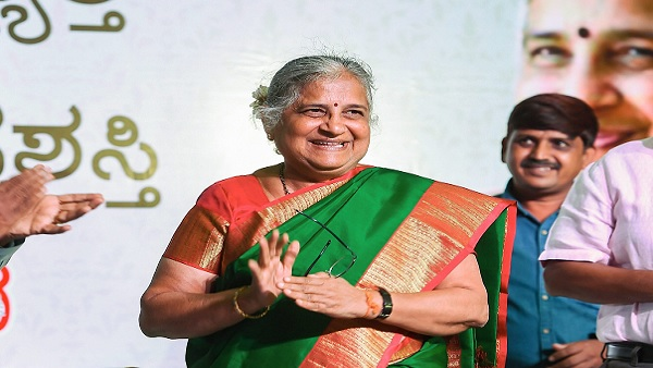 Infosys turns 40: Sudha Murthy recollects how she helped NR Narayana Murthy by handing over her savings