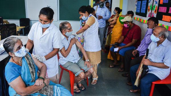 India's COVID-19 vaccination coverage cross 41 crore mark
