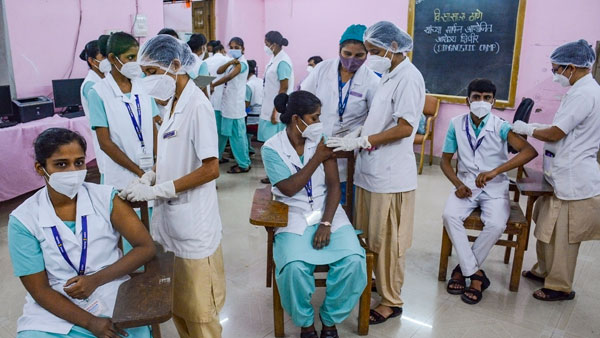 COVID-19 vaccine update: Over 48.78 crore doses provided to states says Centre