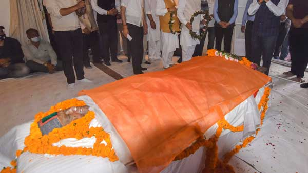 Former Himachal CM Virbhadra Singh to be cremated at Rampur on July 10 at 3 pm