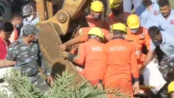 Four dead, several injured after falling into well in Madhya Pradesh's Vidisha