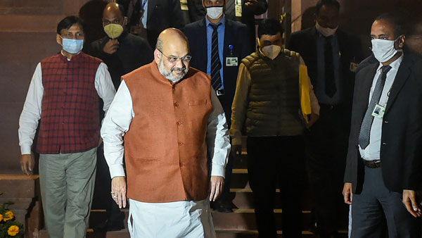 Cloudburst in Jammu and Kashmir: Amit Shah speaks to Lieutenant Governor to take stock of situation