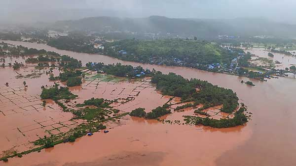 Nearly Rs 700 crore approved for relief of Maharashtra floods: Narendra Singh Tomar