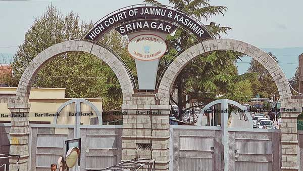 It is now called High Court of Jammu and Kashmir and Ladakh